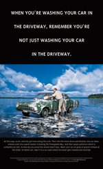 Educational Poster: Car Wash